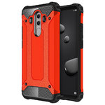 Military Defender Shockproof Case for Huawei Mate 10 Pro - Red